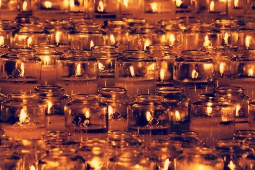 Candle, Light, Flame, Fire, Celebration, Decoration
