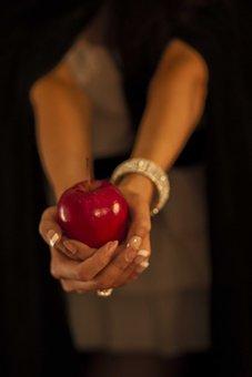 Apple, Eve, Fruit, Poisoned Apple, Adam, Temptation