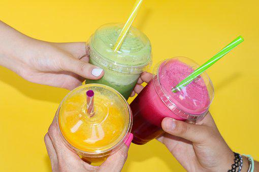 Smoothies, Yogurt Bar, Softdrinks, Fruit, Summer