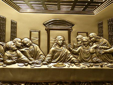 Last Supper, Bible, Jesus, Church, Christianity