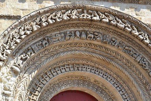 Bordeaux, Church, Vault, King, Bible, Gothic, Aquitaine