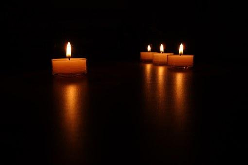 Candlelight, Candles, Light, Wax, Candlestick, Wick
