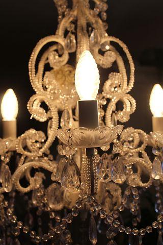 Candlestick, Light, Lamp, Close, Lighting, Candle