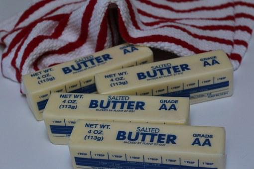 Butter, Food, Cooking, Nutrition, Organic, Gourmet