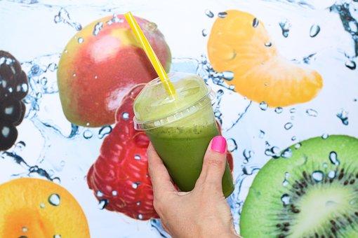Smoothie, Softdrink, Shake, Yogurt Bar, Fruit, Summer