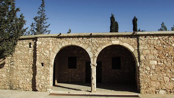 Barn, Traditional, Stone, Architecture, Rural, Village