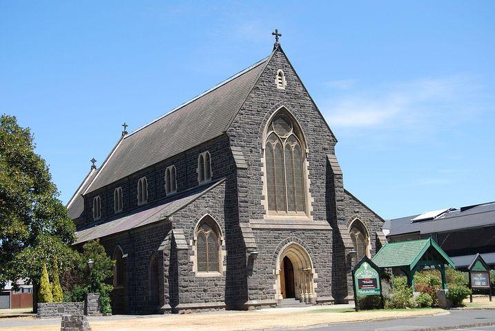 Church, Williamstown, Australia, Victoria, Historic
