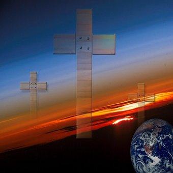 Cross, Salvation, World, Jesus, Separation, Christ