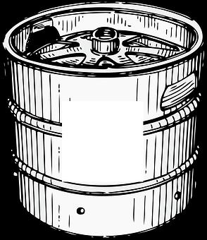 Keg, Beer, Barrel, Drink, Brewery