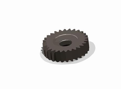 Gear, Motor, Cogwheel, Bevel, Gearing
