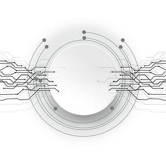 Illustration, Technology, Creative, Abstract, Symbol
