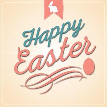 Easter Bunny, Easter, Egg, Spring, Frühlingsanfang