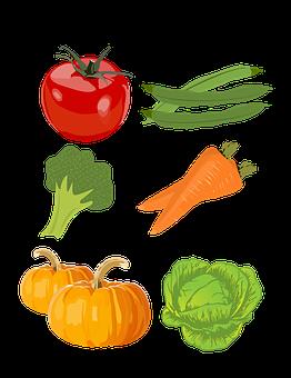 Vegetables, Food Group, Health, Living, Eat, Food