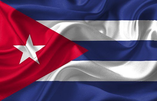 Cuba, Country, Flag, National, Nation, Symbol, American