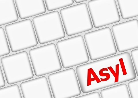 Asylum, Politically, Keyboard, Online, Policy, Germany
