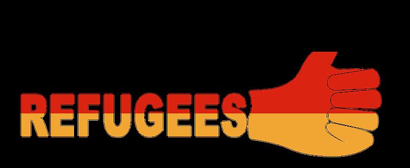 Hand, Like, Thumb, Refugee, Asylum, Politically, Policy