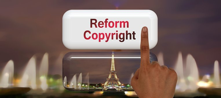 Copyright, Reform, Renew, Author, Authorship, Problem
