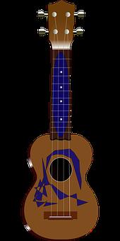 Ukulele, Instrument, Acoustic, Musical, Wood, Sound