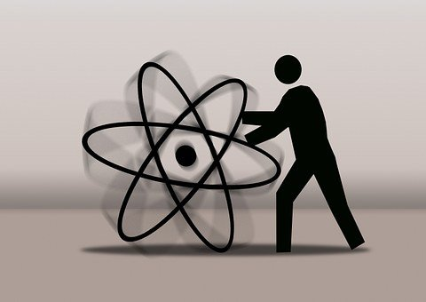 Nuclear Power, Atom, Atomic Nucleus