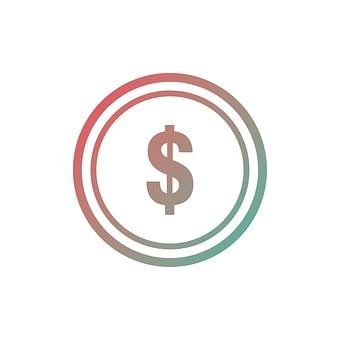 Coin, Icon, Money, Business, Finance, Bank, Currency