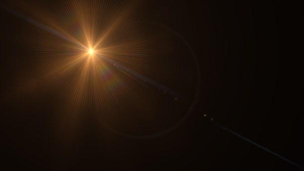 Flare, Optical, Light, Bokeh, Lens, Shine, Glowing