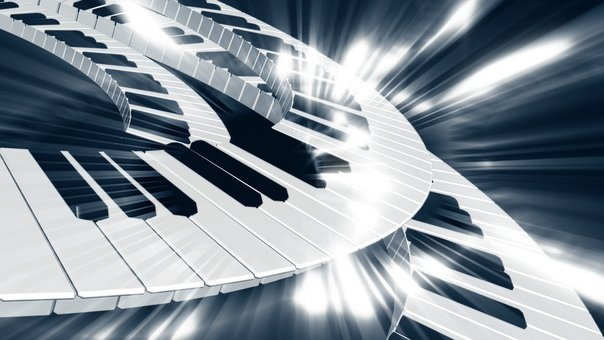 Music, Keyboard, Piano, Concert