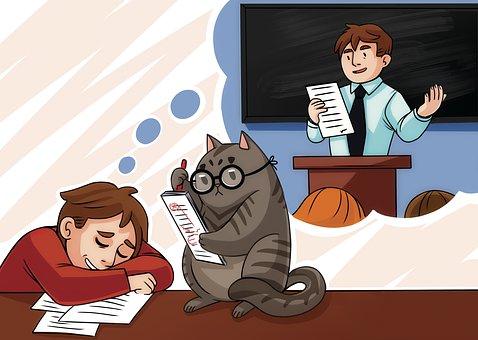 Study, Student, Diploma