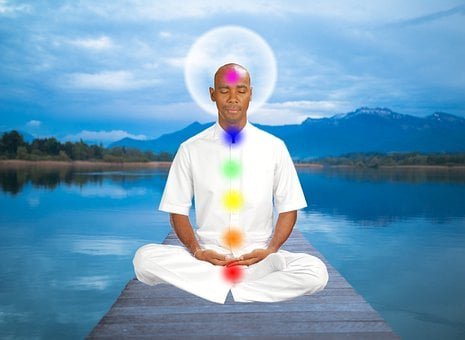 Aura, Chakra, Yoga, Meditation, Relaxation, Energy
