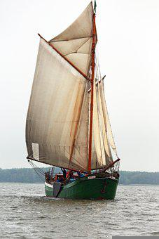 Sailing Vessel, Traditional Ship, Ship, Museum Ship