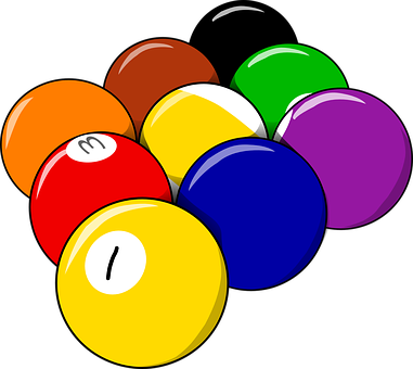 Ball, Billiards, Snooker, Sport, Table, Nine