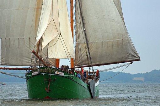 Sailing Vessel, Traditional Ship, Ship, Museum Ship