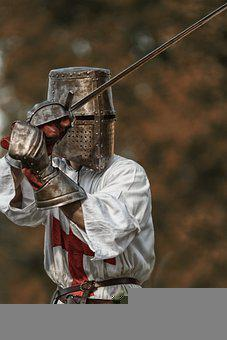 Crusader, Middle Ages, Knight, Faith, Armor, Combat