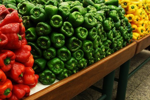 Bell Pepper, Vegetable, Pepper, Bell Peppers, Bell