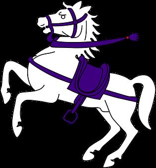 Horse, Jumping, Saddle, Pulling, Bucking