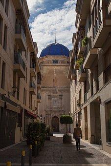 Basilica Of Santa Maria, Elche, Elche, Culture