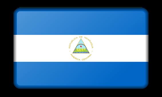 Banner, Decoration, Flag, Nicaragua, Sign, Signal