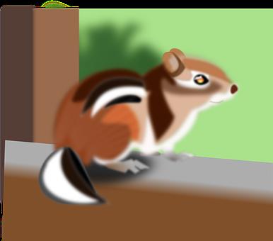 Chipmunk, Animal, Mammal, Nature