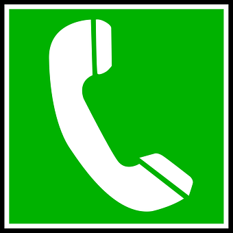 Phone, Receiver, Telephone