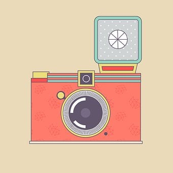 Camera, Photographer, Flash, Lens, Photos, Equipment