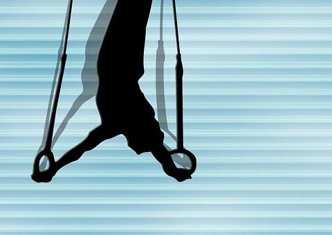Rope, Gymnastics, Rope Gymnastics, Ring