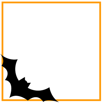 Bat, Halloween, Autumn, October