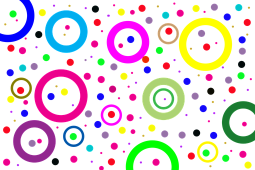 Round, Abstract, Design, Fre Photos