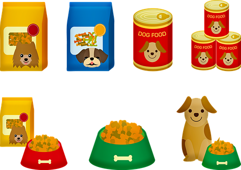Dog Food, Dog, Puppy, Kibbles, Eat, Food