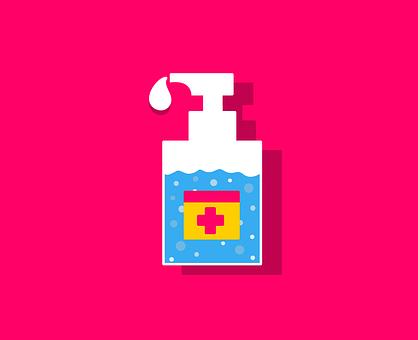 Sanitizer, Sanitation, Coronavirus, Covid-19, Corona