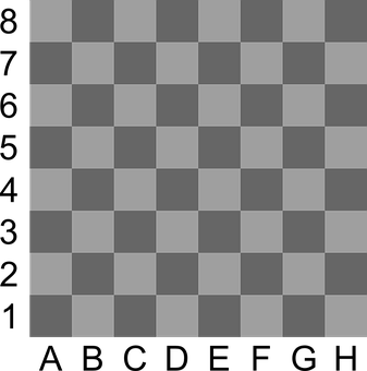 Chess, Board, Game, Squared, Black, White, Tactics