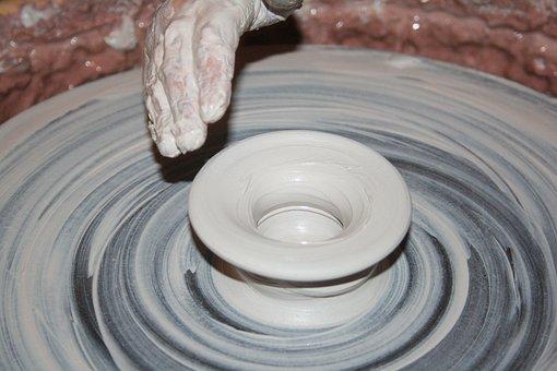 Art, Pottery, C, Craft, Creativity, Artist, Molding