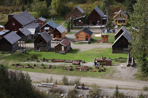 Barkerville, Gold Rush, Historically, Canada