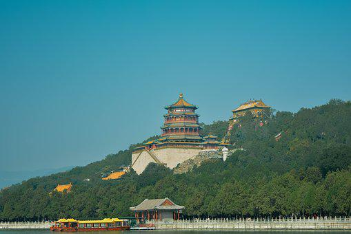 The Summer Palace, Longevity Hill, Chinese Architecture