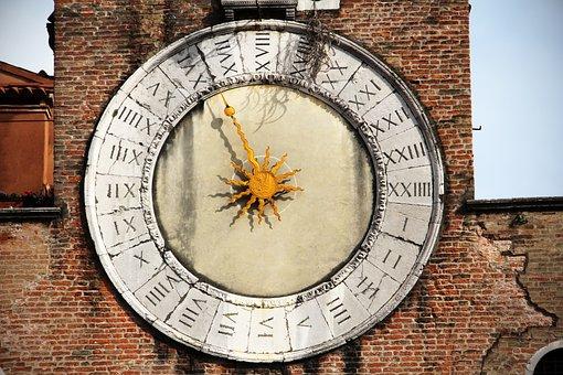 Sundial, Clock, Sun, Time, Time Indicating, Pointer