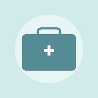 Medical Bag, Medical, Bag, Healthy, Herbal, Set, Flower